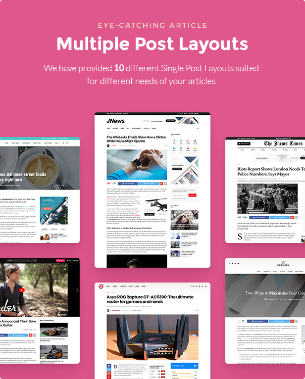 JNews - WordPress Newspaper Magazine Blog AMP Theme - 27