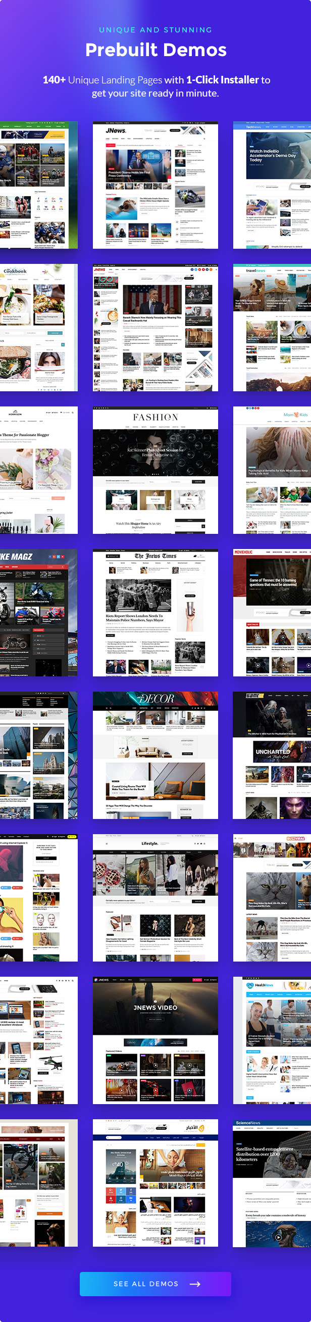 JNews - WordPress Newspaper Magazine Blog AMP Theme - 26