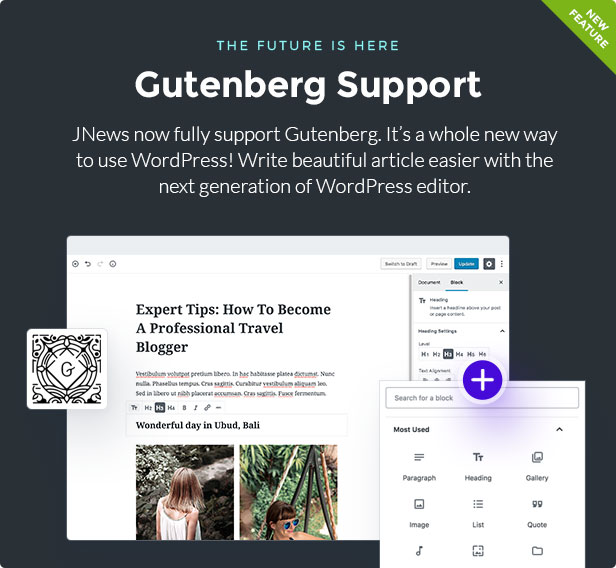 JNews - WordPress Newspaper Magazine Blog AMP Theme - 2